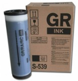Краска RISO GR Ink black чёрная 1л S-539